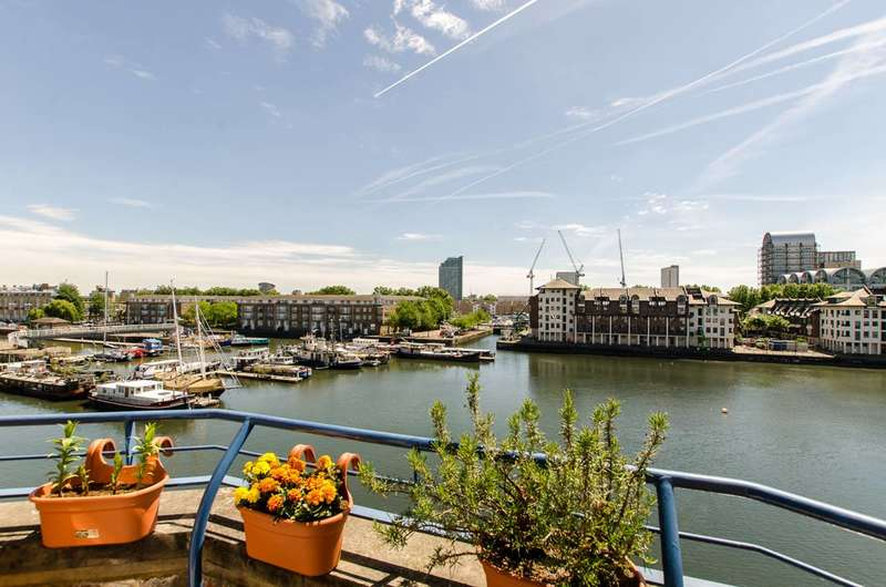 4 Bedrooms Flat for sale in Finland Street, Canada Water, SE16