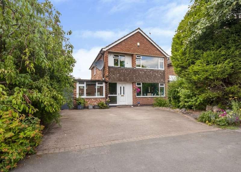 3 Bedrooms Detached House for sale in Cross Lane, Nottingham, Nottinghamshire, NG13