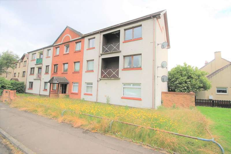 3 Bedrooms Flat for sale in Quarry Street, Motherwell