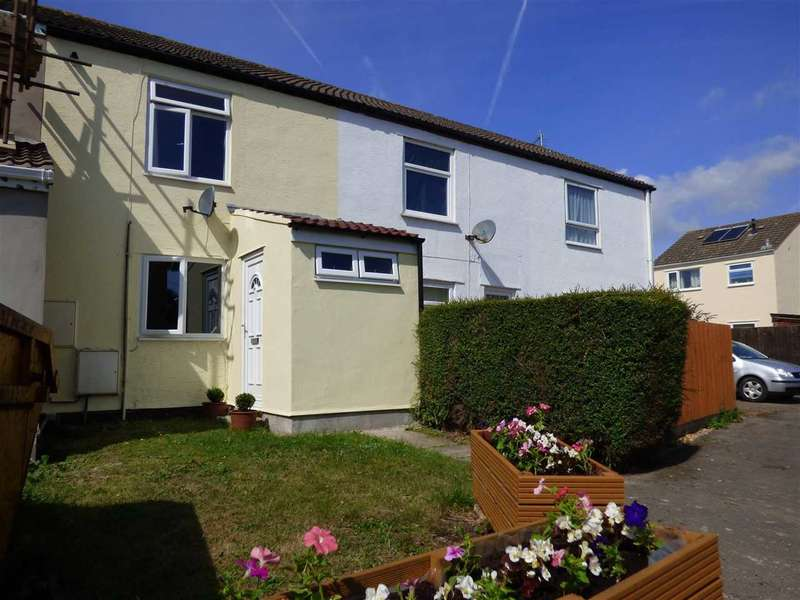 2 Bedrooms Terraced House for sale in Hillbarn View, Portskewett, Caldicot