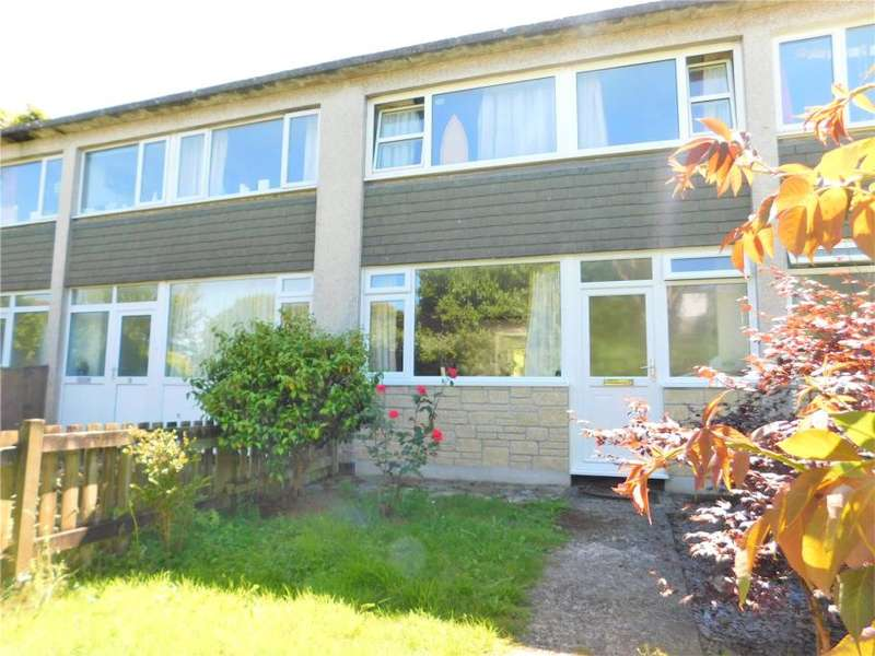 3 Bedrooms Terraced House for sale in Higher Boskerris, Carbis Bay,, Cornwall