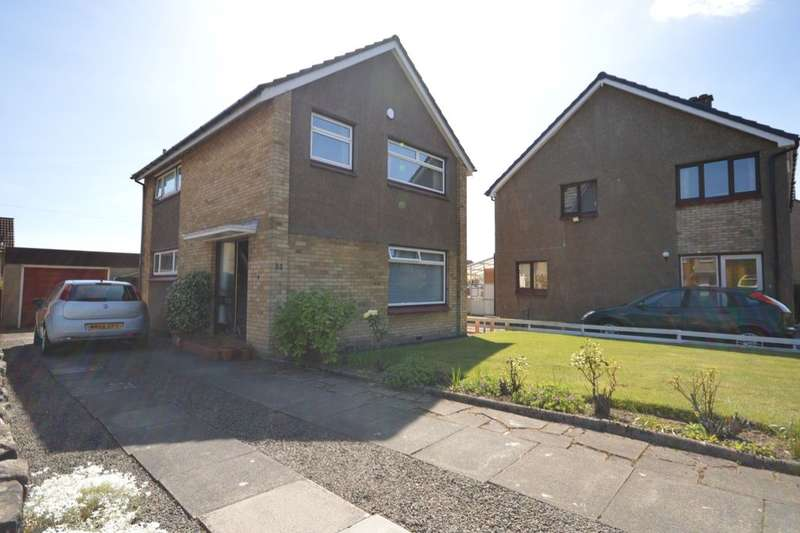 3 Bedrooms Detached House for sale in Dalmahoy Crescent, Kirkcaldy, KY2