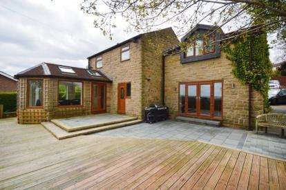 4 Bedrooms Detached House for sale in Acorn Hill, Stannington, Sheffield, South Yorkshire
