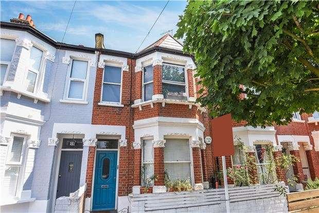 1 Bedroom Flat for sale in Fallsbrook Road, LONDON, SW16 6DU
