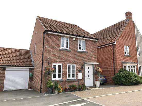 3 Bedrooms Link Detached House for sale in Basingstoke, Hampshire