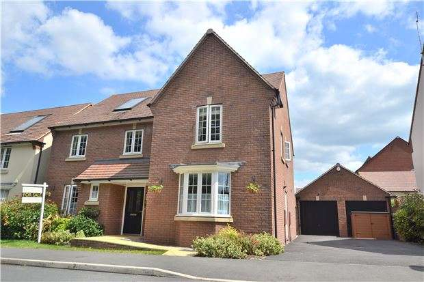 5 Bedrooms Detached House for sale in 8 Oak View, Hardwicke, GLOUCESTER, GL2 4AT