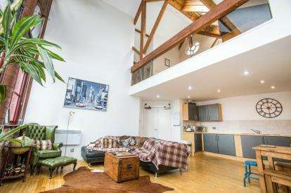2 Bedrooms Flat for sale in Centaur House, 91 Great George Street, Leeds, West Yorkshire