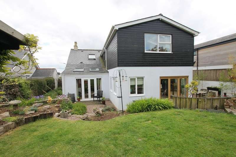 4 Bedrooms Detached House for sale in Elburton