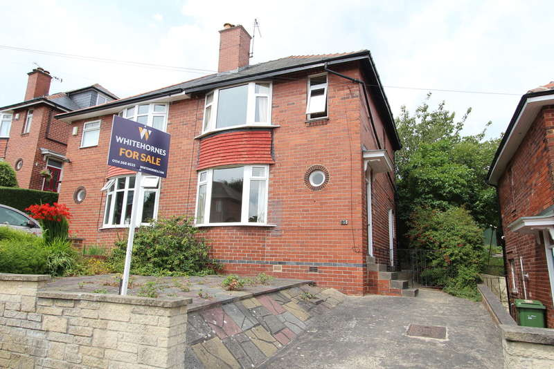 3 Bedrooms Semi Detached House for sale in Thorpe House Road, Norton Lees