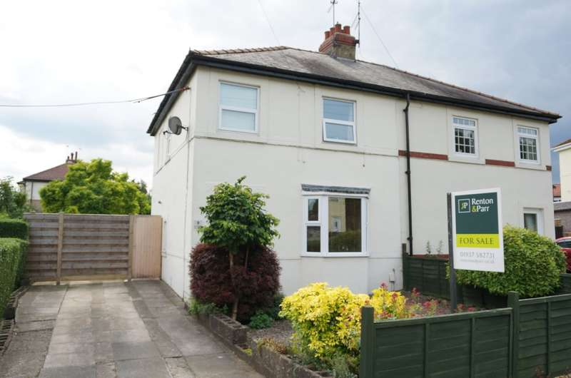 3 Bedrooms Semi Detached House for sale in Northfield Place, Wetherby
