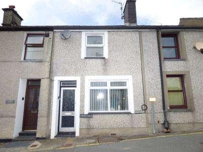 2 Bedrooms Terraced House for sale in Cefn Coch, Penrhyndeudraeth, Gwynedd, LL48