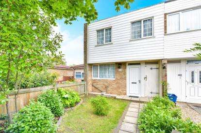 3 Bedrooms End Of Terrace House for sale in Thirlmere Avenue, Milton Keynes, Buckinghamshire, Na