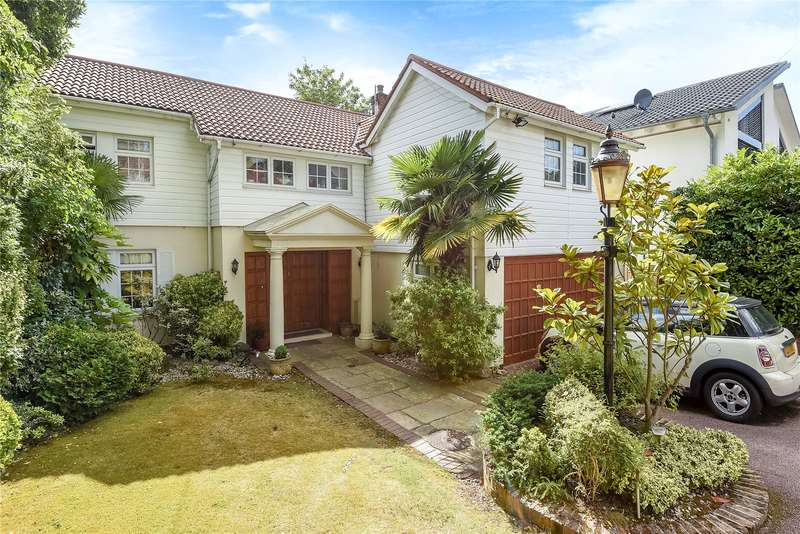 4 Bedrooms House for sale in Adelaide Close, Stanmore, Middlesex, HA7