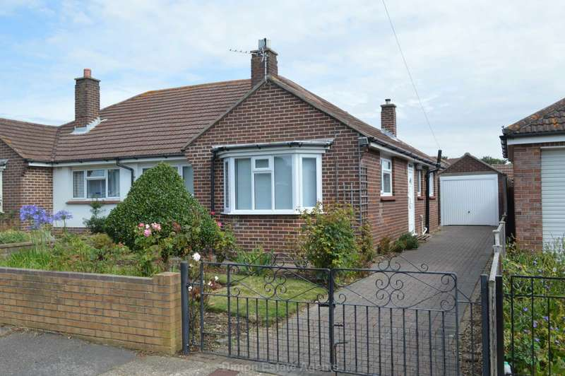 2 Bedrooms Semi Detached Bungalow for sale in Ingledene Close, Gosport