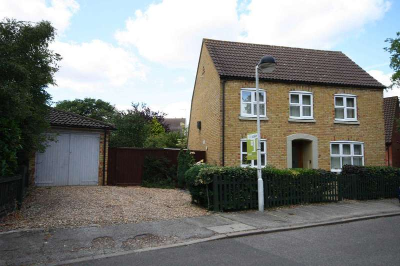 3 Bedrooms Detached House for sale in Bridgecote Lane, Noak Bridge