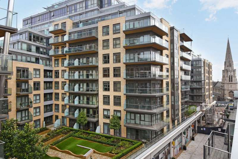 3 Bedrooms Apartment Flat for sale in Penthouse, Vista Apartments, Dickens Yard, Ealing Broadway
