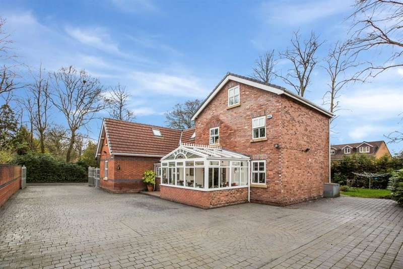 5 Bedrooms Detached House for sale in Chatsworth Road, Worsley, Manchester, M28 2NU