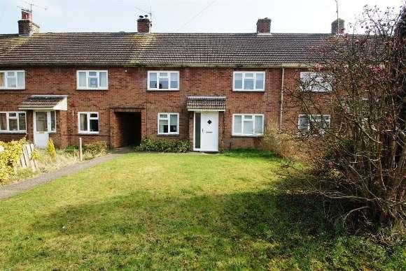 3 Bedrooms Semi Detached House for rent in Meadowview, Haxton, Salisbury