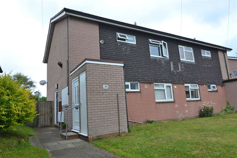 1 Bedroom Apartment Flat for sale in Victoria Street, Cannock