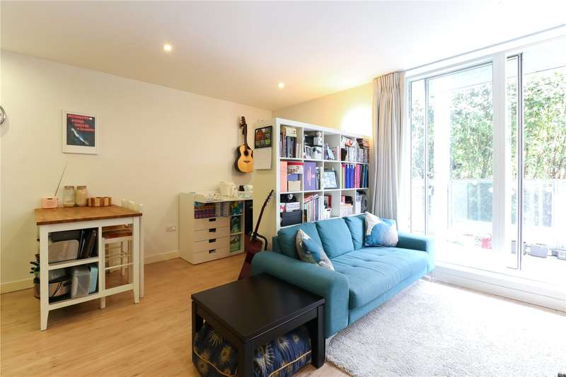 1 Bedroom Apartment Flat for sale in Fyfe House, Chadwell Lane, London, N8