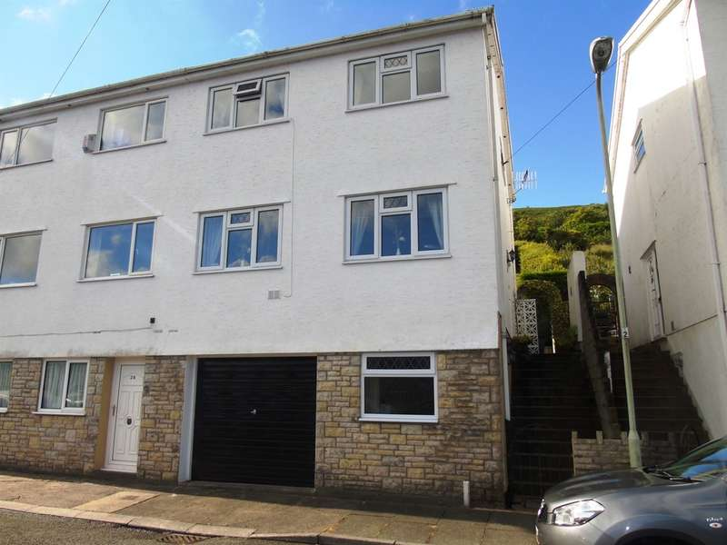 3 Bedrooms Semi Detached House for sale in Avondale Court, Porth