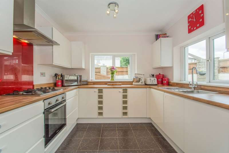 3 Bedrooms Semi Detached House for sale in Ty Fry Gardens, Rumney, Cardiff