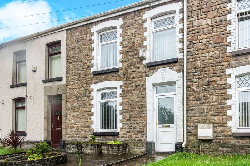 2 Bedrooms Terraced House for sale in Bonymaen Road, Bonymaen, Swansea