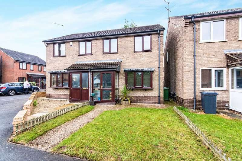 3 Bedrooms Semi Detached House for sale in Kelstern Road, Lincoln, LN6
