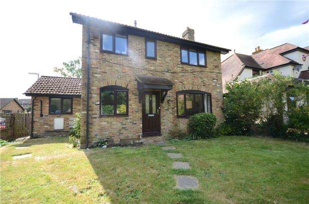 4 Bedrooms Detached House for sale in Templar Close, Sandhurst, Berkshire
