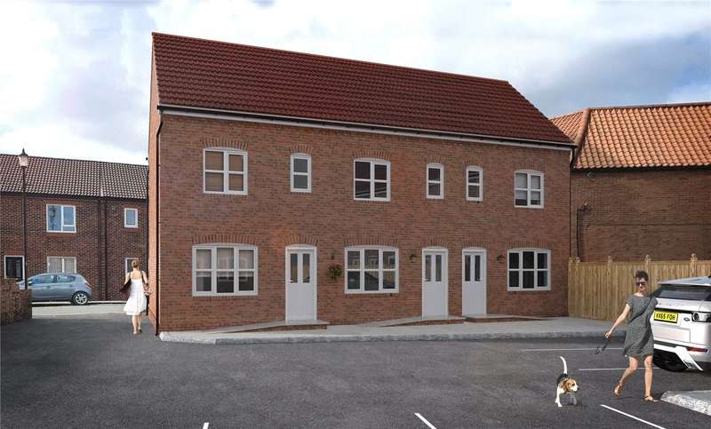 3 Bedrooms End Of Terrace House for sale in Millgate, Selby, YO8