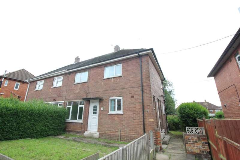 3 Bedrooms Semi Detached House for sale in Wyndham Road, Newstead, Stoke-On-Trent, ST3