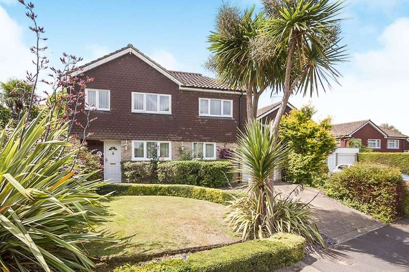 4 Bedrooms Detached House for sale in Ridgeway, Pembury, Tunbridge Wells, TN2