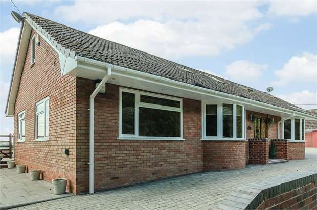 4 Bedrooms Detached Bungalow for sale in Orton Lane, Wolverhampton, Staffordshire