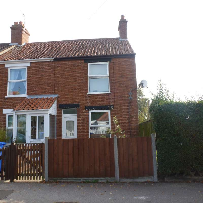 2 Bedrooms End Of Terrace House for rent in Somerton Avenue, Lowestoft