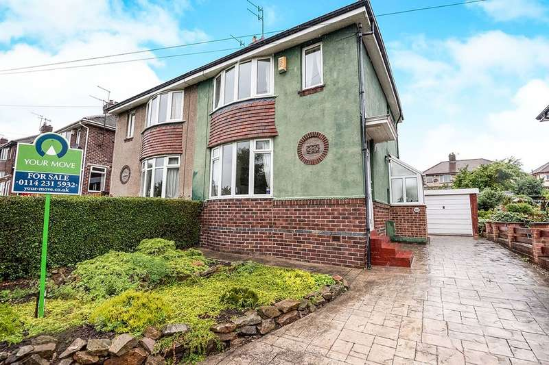 3 Bedrooms Semi Detached House for sale in Stannington Road, Sheffield, S6