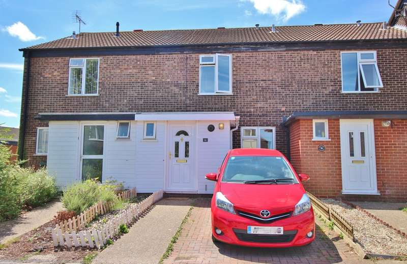 3 Bedrooms Terraced House for sale in Chestnut Avenue, Spixworth