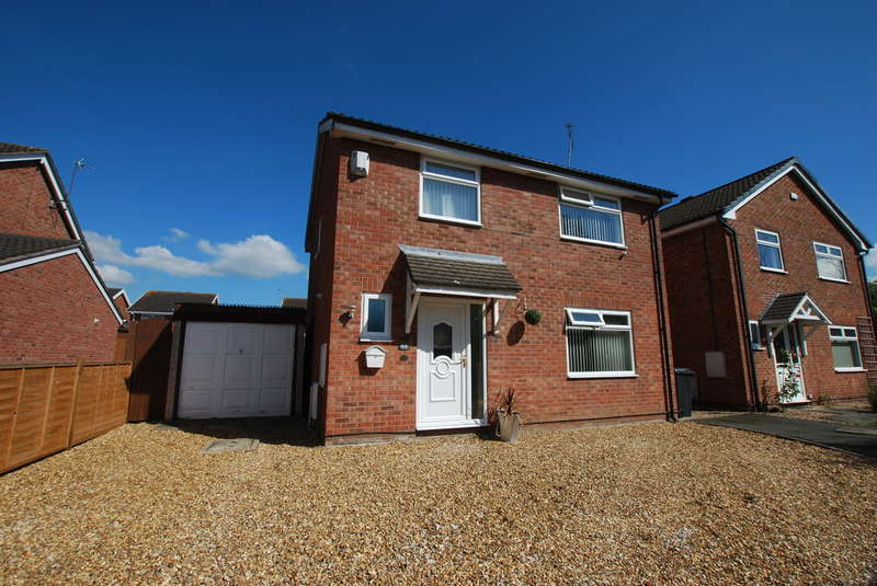 4 Bedrooms Detached House for sale in Tegid Way, Saltney, Chester