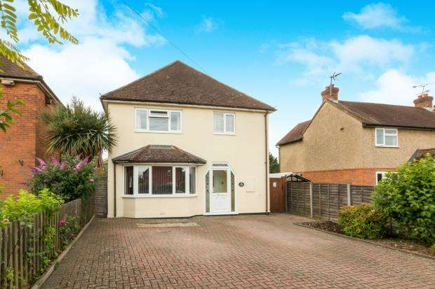 4 Bedrooms Detached House for sale in Farnham, Surrey, Green Lane
