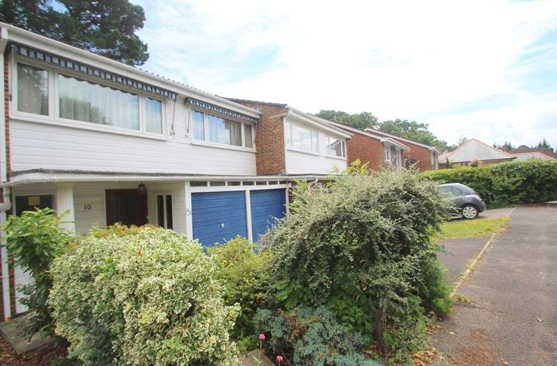 2 Bedrooms Terraced House for sale in Cerdic Mews, Hamble, Southampton