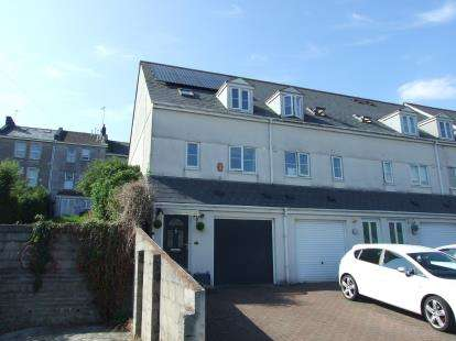 4 Bedrooms End Of Terrace House for sale in Ford, Plymouth, Devon