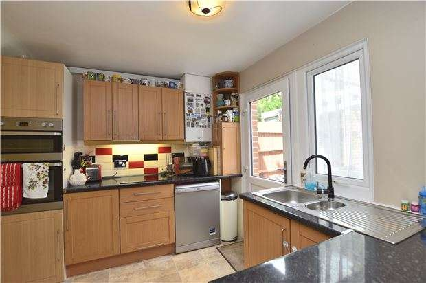 3 Bedrooms Semi Detached House for sale in Coneyberry, Reigate, RH2 7QA