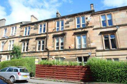 2 Bedrooms Flat for sale in Grantley Street, Shawlands