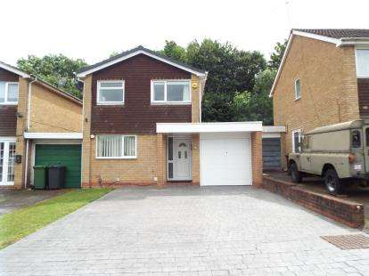 4 Bedrooms Detached House for sale in Salford Close, Redditch, Worcestershire