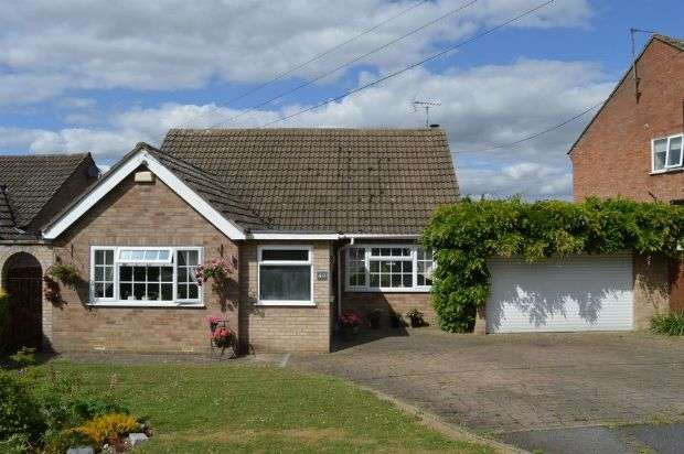 4 Bedrooms Detached House for sale in Northampton Road, Denton, Northampton NN7 1DL