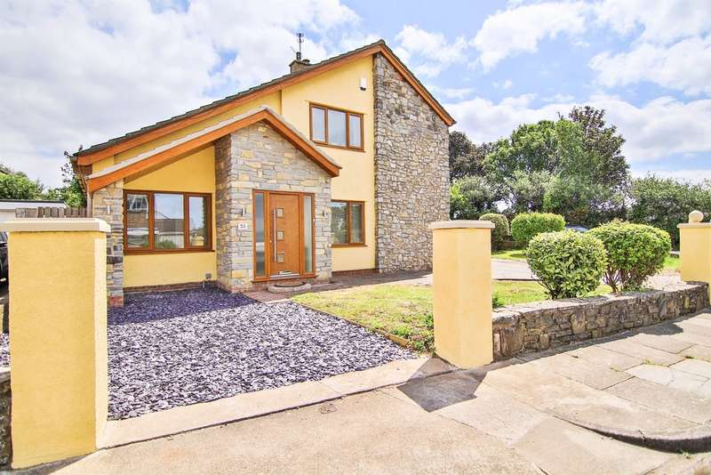 4 Bedrooms Detached House for sale in Winsford Road, Sully