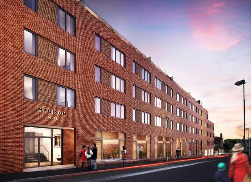 2 Bedrooms Apartment Flat for sale in 407 Wrentham Street, Birmingham, West Midlands, B5 6QP