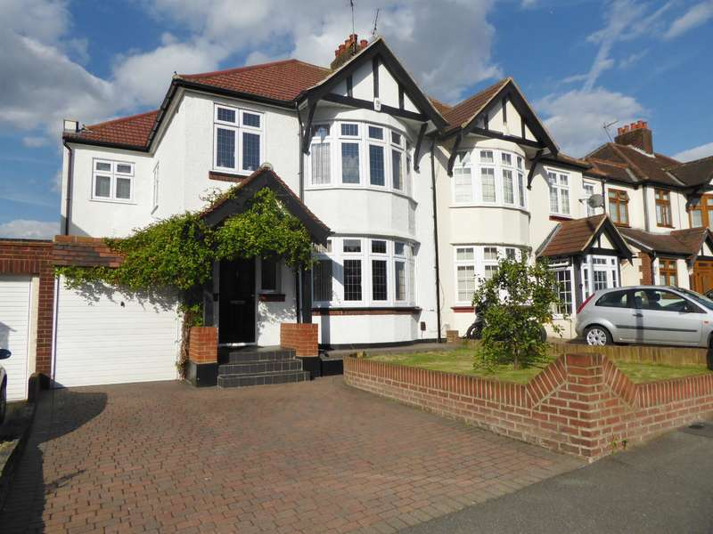 4 Bedrooms Semi Detached House for sale in Upton Road, South Bexleyheath, Kent, DA6 8LY