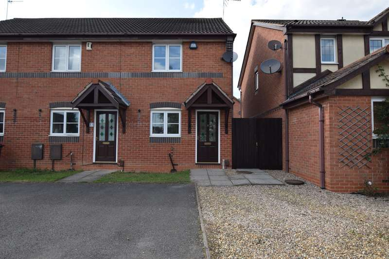 2 Bedrooms Semi Detached House for sale in St. Davids Road, Leicester, LE3 6TY