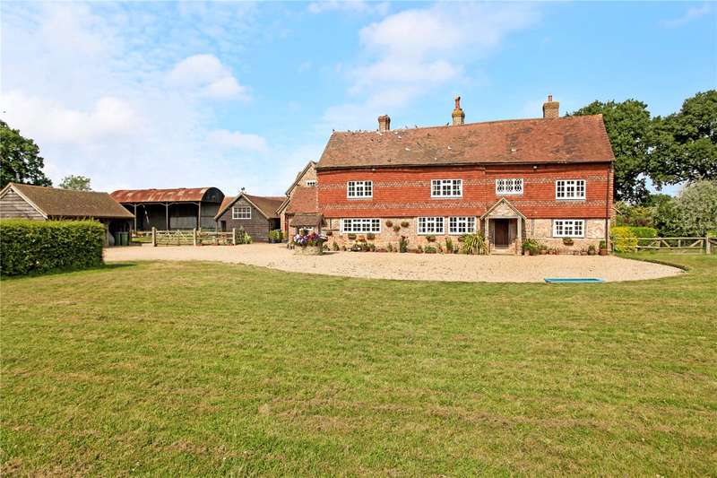 4 Bedrooms Detached House for sale in Old Holbrook, Horsham, West Sussex, RH12