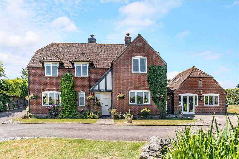 4 Bedrooms Detached House for sale in Sunton, Collingbourne Ducis, Marlborough, Wiltshire, SN8